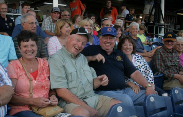 Rotary Night at the Ball Park