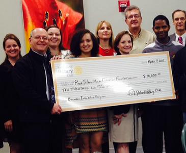 Rotary Donates $10,000 to Rock Island H.S. Entrepreneur Program