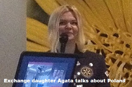 Exchange Daughter Agata Tells about Poland