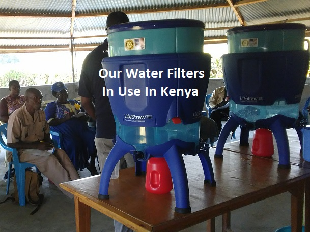 Our Water Filters In Kenya
